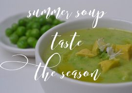 Maine Windjammer Summer Soup Recipe