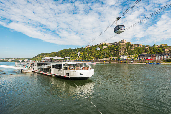 Viking River Rhine cruise
