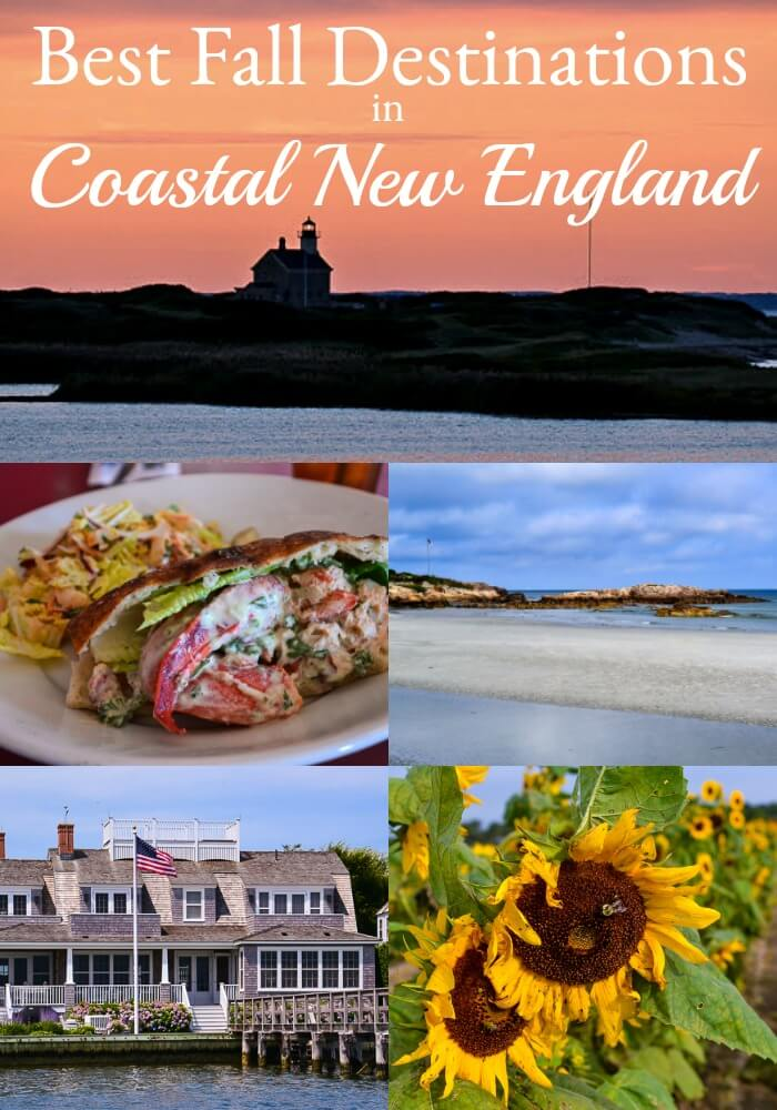 Best Fall travel in Coastal New england
