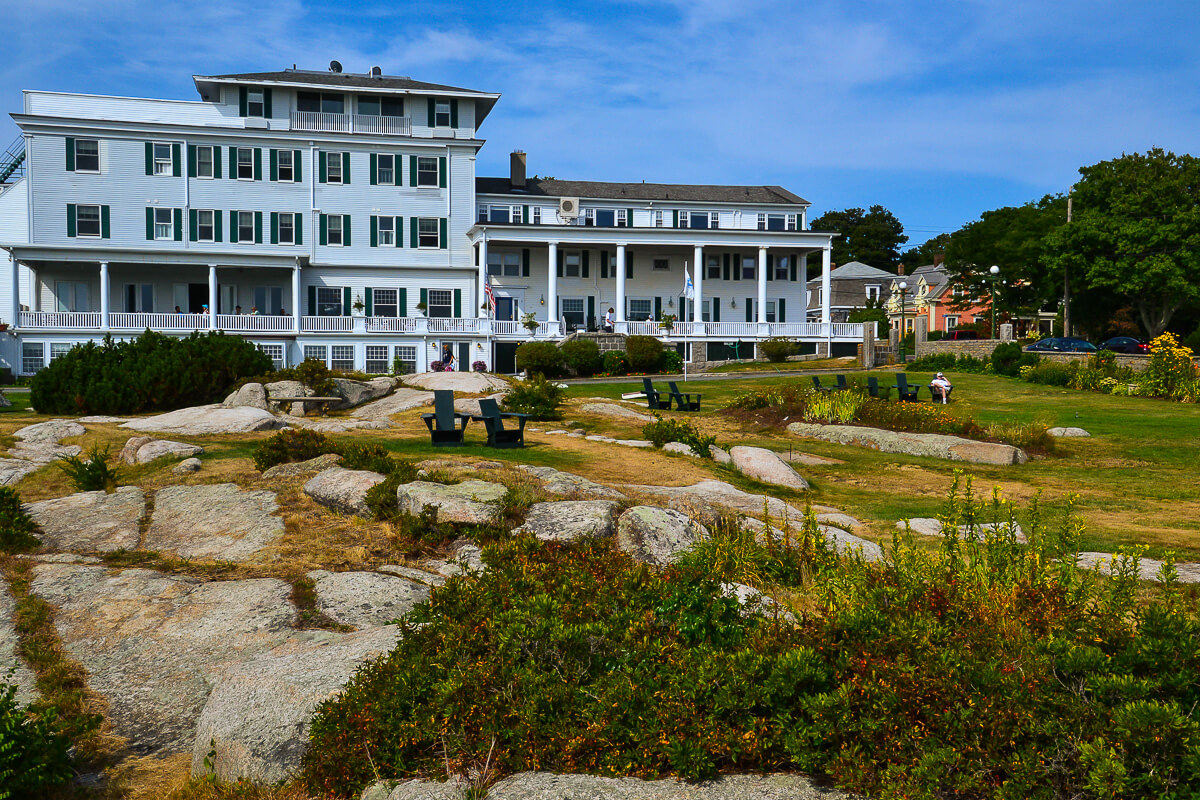 Historic Emerson Inn Rockport, MA