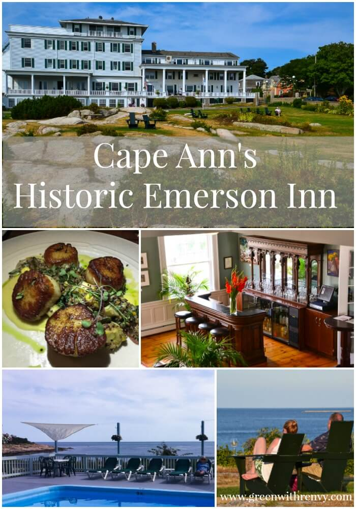 Rockport's historic Emerson Inn