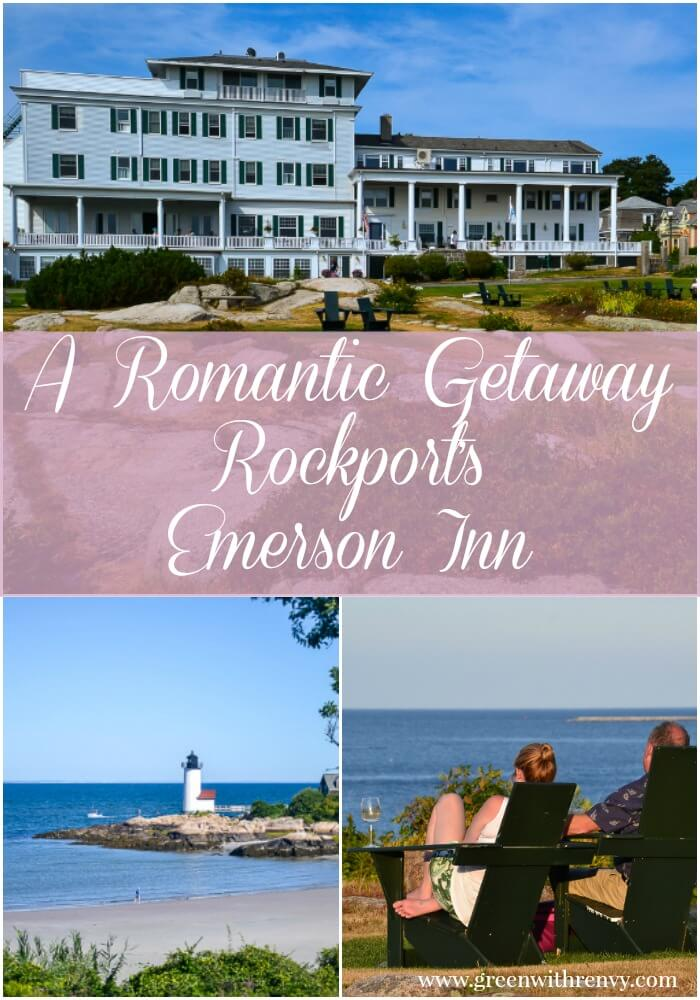 Rockport, MA Emerson Inn
