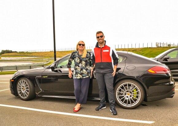 Drive a Porsche for adventure