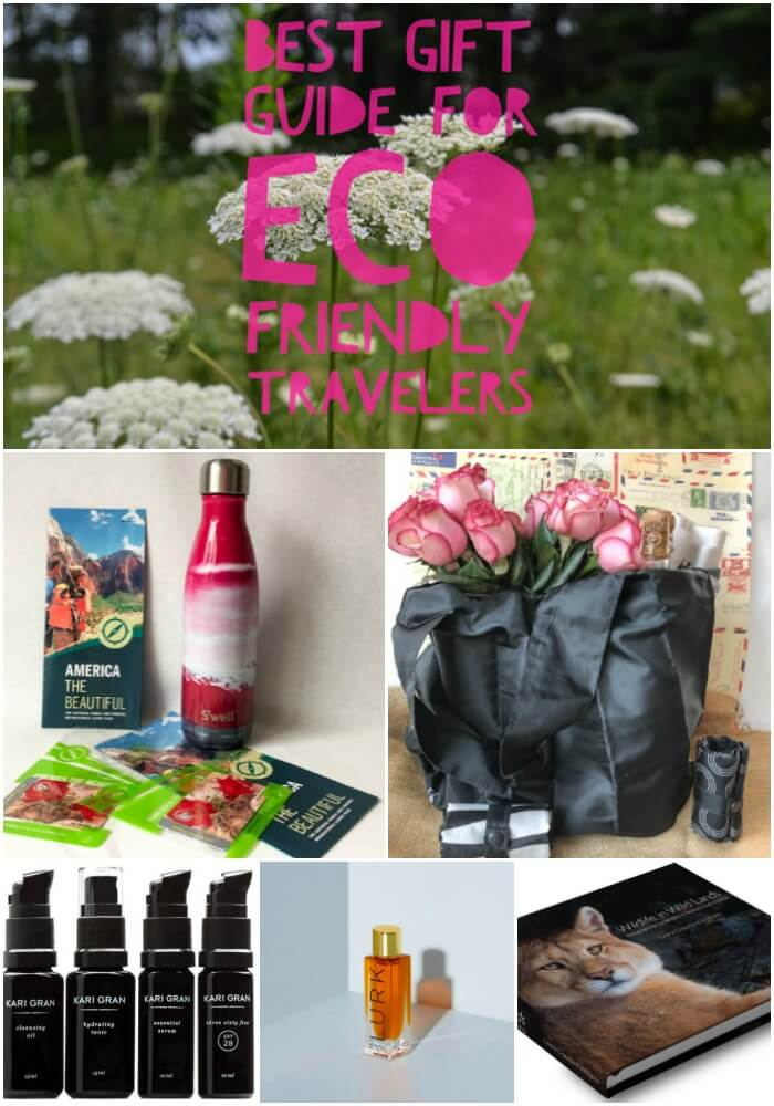 eco friendly travel gifts