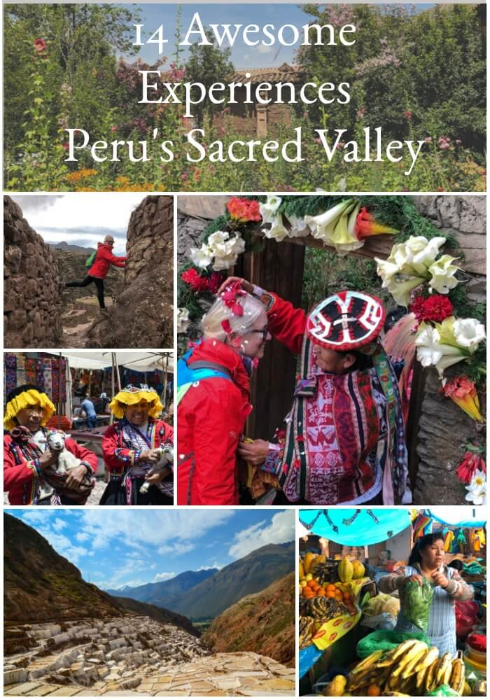 Peru Sacred Valley experiences