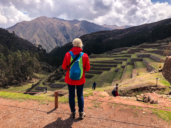 Sacred Valley experiences Chinchero