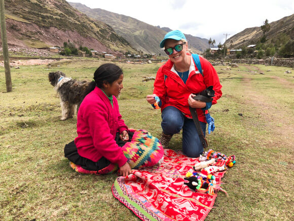 Peru Sacred Valley experiences with the locals