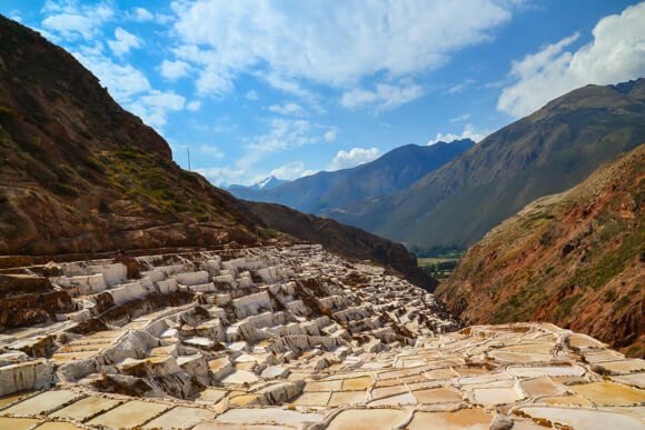 Mares Salt Mines Sacred Valley experiences