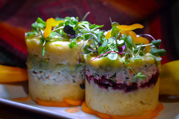 Tasting Peru with a Causa recipe