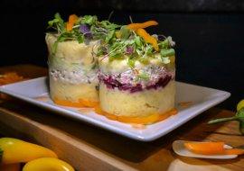 Tasting Peru's Causa My Favorite Dish