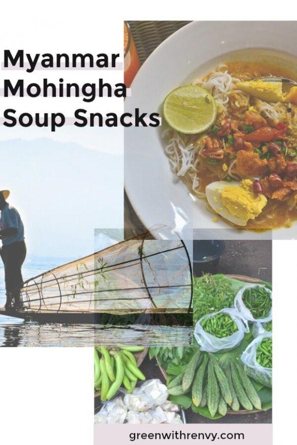 Myanmar Mohingha | Soup | Asia| Burma