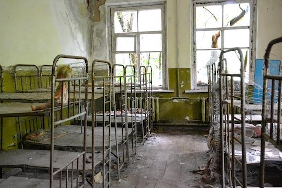 Hospital at Chernobyl