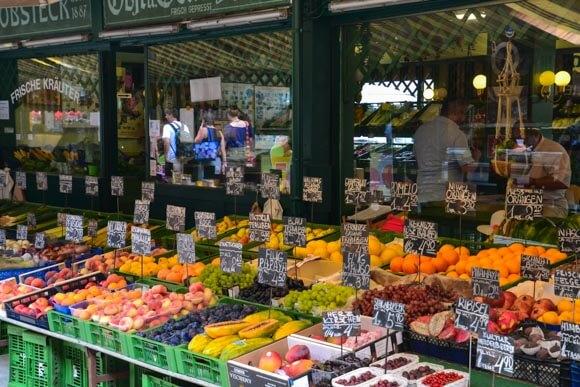 Fruit at Naschmarket