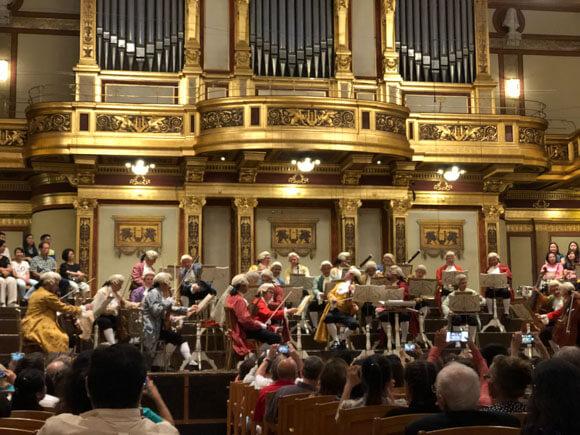 Concerts in Vienna