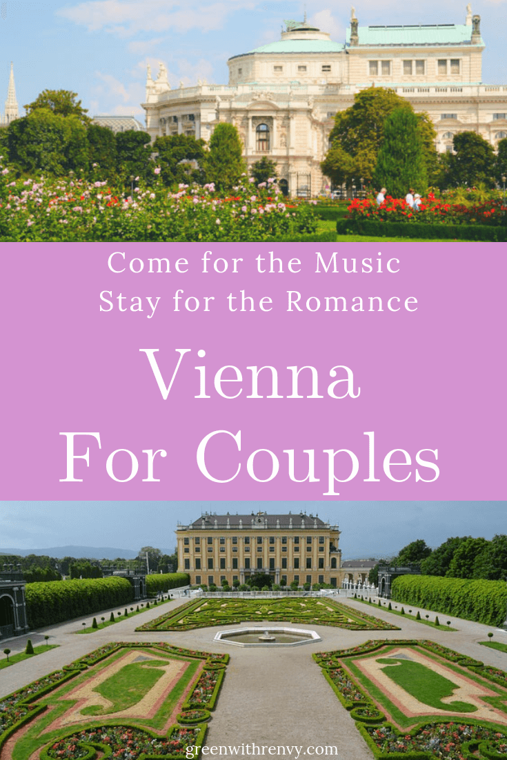 Vienna for couples Mozart and romance