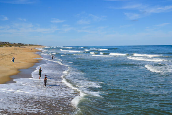 Outer Banks Coastline