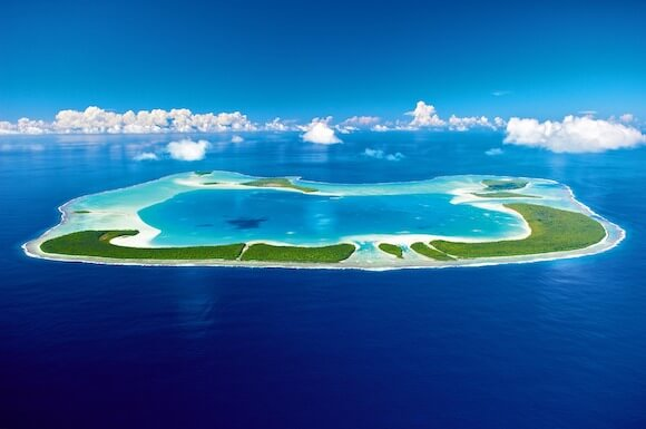 Baby boomer travel destinations Tetiaroa