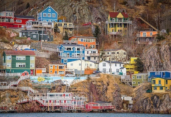 Top Baby Boomer Travel destinations-Newfoundland