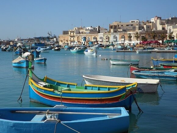 Top Baby Boomer Travel destinations-Malta