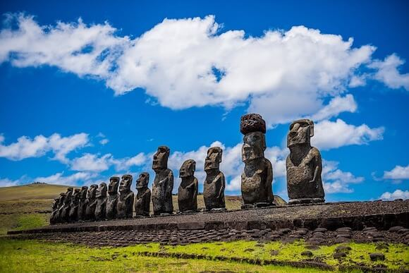 Top Baby Boomer Travel destinations-Easter Island