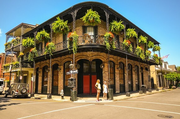 Top Baby Boomer Travel destinations-New Orleans
