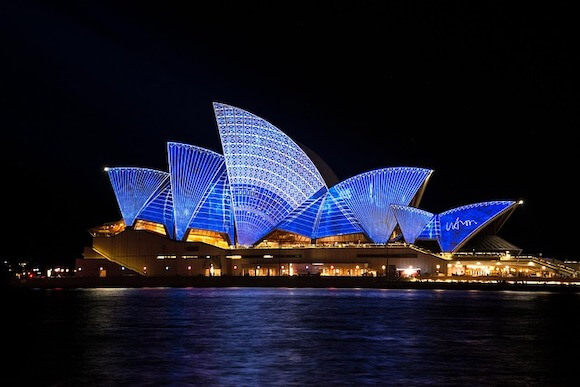 Top Baby Boomer Travel destinations-Australia-sydney opera house