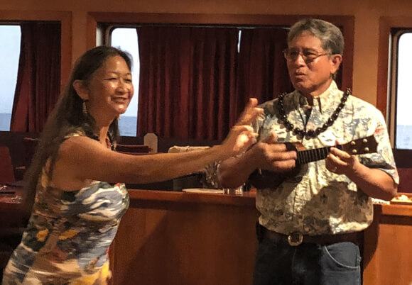 Hawaiian Islands talk story