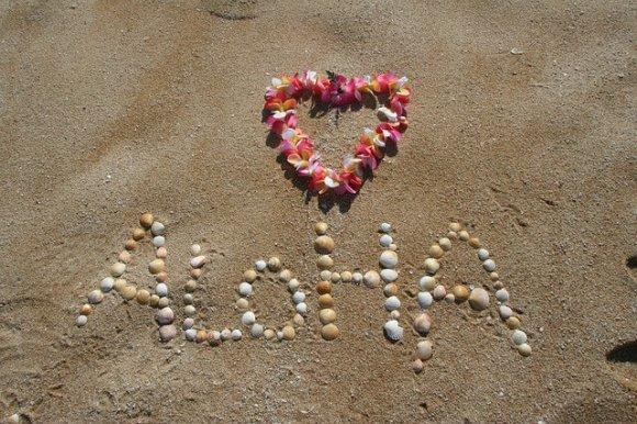 Aloha-Hawaiian Islands talk story