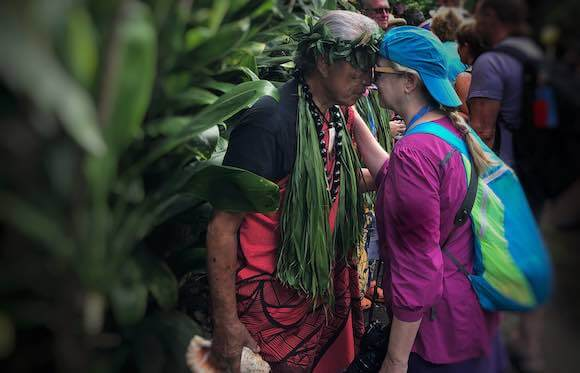 Talk Story on the Hawaiian Islands