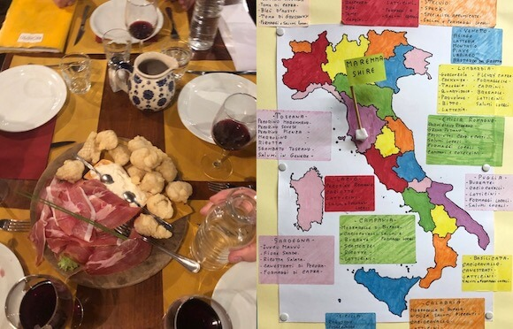Tasting Florence with a local food tour