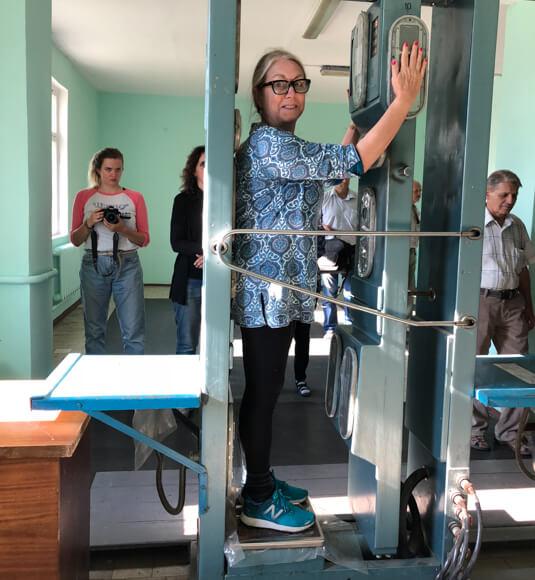 Chernobyl Tours Dark Tourism Radiation exit