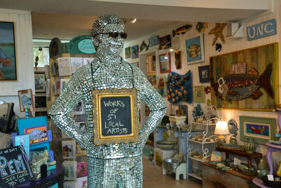 KDH Co-op and Gallery in Kill Devil Hills North Carolina
