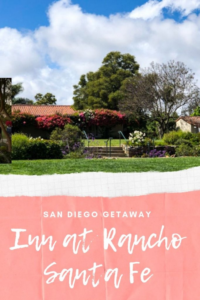 San Diego Getaway-Inn at Rancho Santa Fe