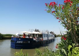 The Best Hotel Barge Cruise in Southern France