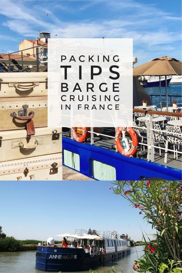 French barge cruise