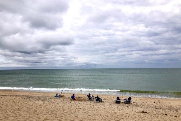 Nantucket beaches