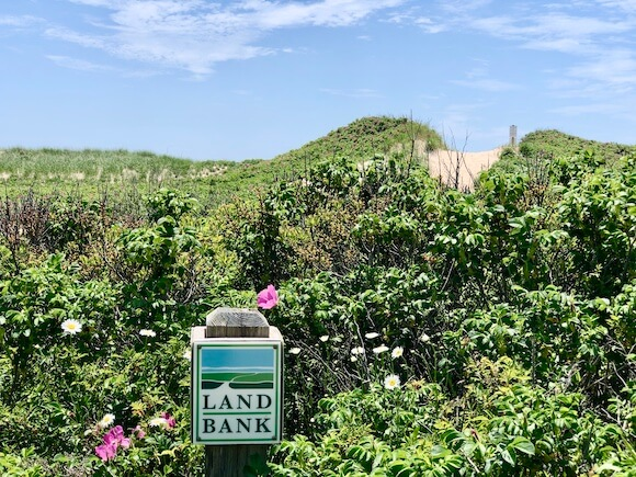 Land Bank Sign