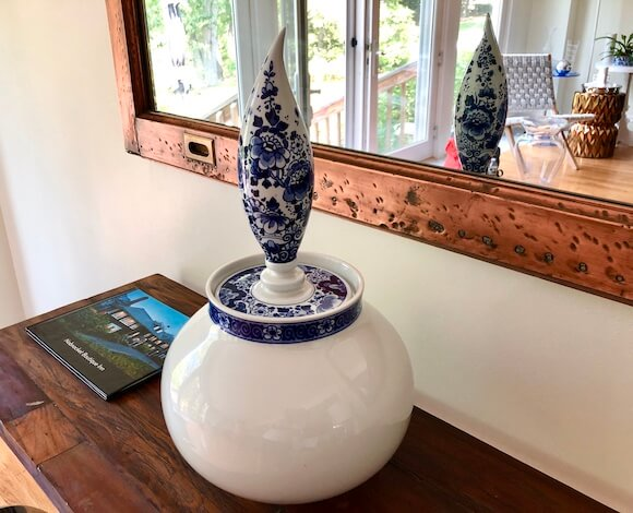 Delft vase by Marcel Wanders