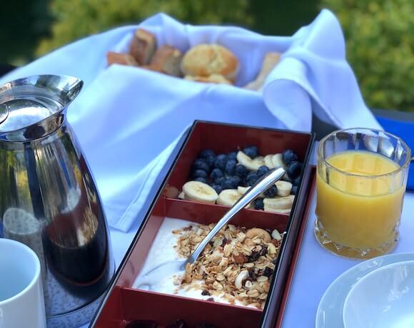 Breakfast at the Nobnocket Inn