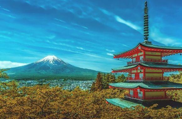 Japan adventure trip planner