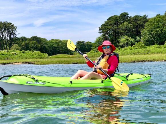 Kayak Island Spirit