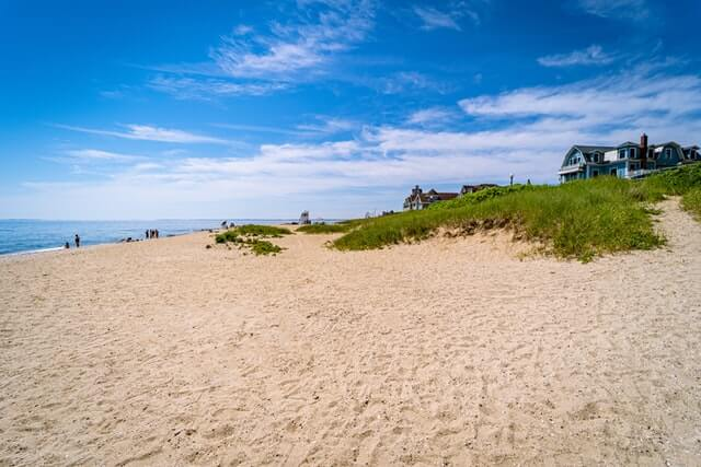 Beach on Martha's Vineyard