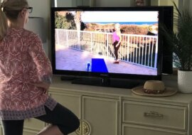 Virtual Travel Online Exercise Classes for Seniors