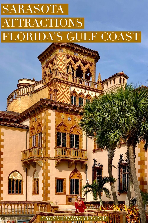 Ca D'zan Mansion Sarasota
