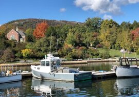 Midcoast Maine Weekend Getaway
