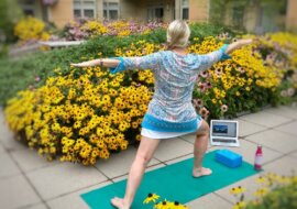 Healthy Aging Exercise that Travels With You